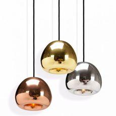Void mini  suspension pendant light  tom dixon vos02s peum2  design signed 38473 thumb