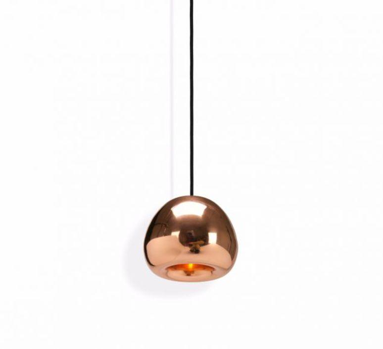 Void mini  suspension pendant light  tom dixon vos02c peum2  design signed 38485 product