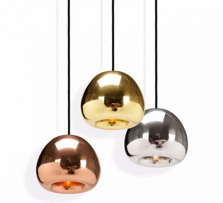 Void mini  suspension pendant light  tom dixon vos02c peum2  design signed 38486 product