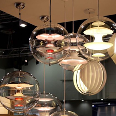 Vp globe large verner panton suspension pendant light  verpan 10400000001  design signed nedgis 89108 thumb