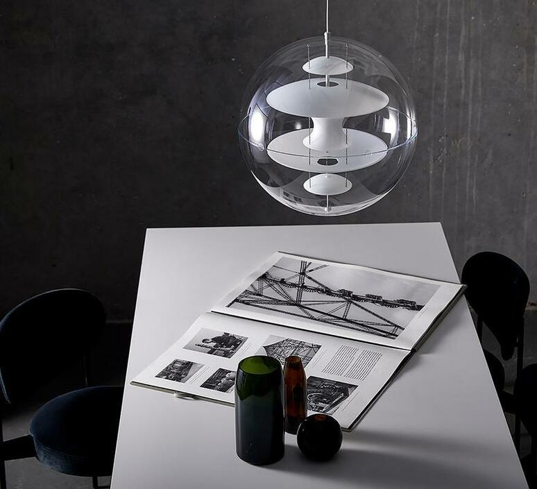 Vp globe large verner panton suspension pendant light  verpan 10400000001  design signed nedgis 89276 product