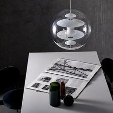 Vp globe large verner panton suspension pendant light  verpan 10400000001  design signed nedgis 89276 thumb