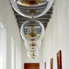 Vp globe small verner panton suspension pendant light  verpan 10570000001  design signed nedgis 89089 thumb