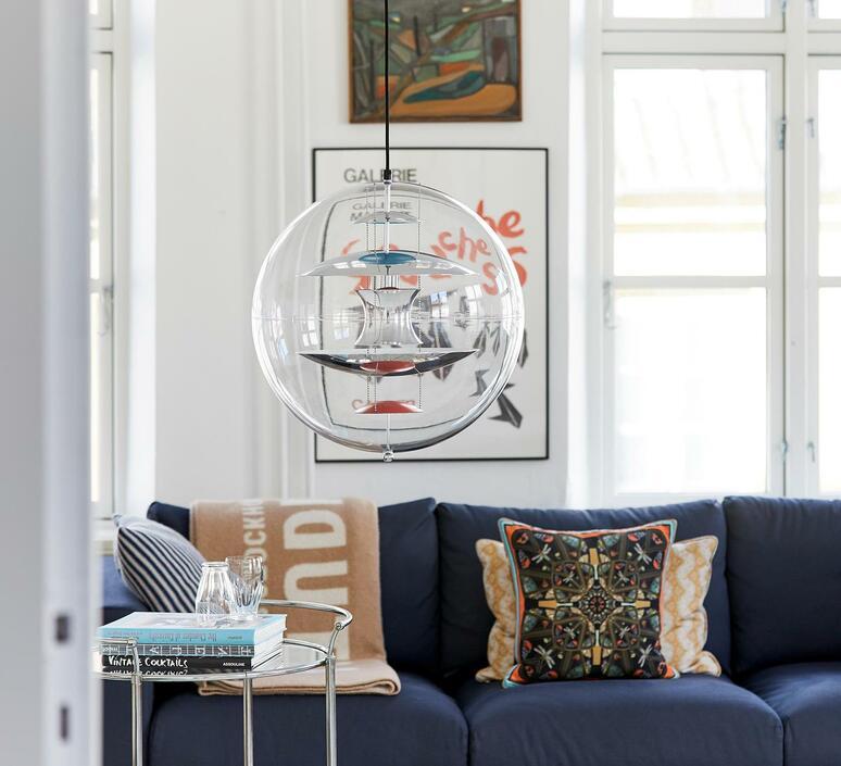 Vp globe small verner panton suspension pendant light  verpan 10160000001  design signed nedgis 89083 product