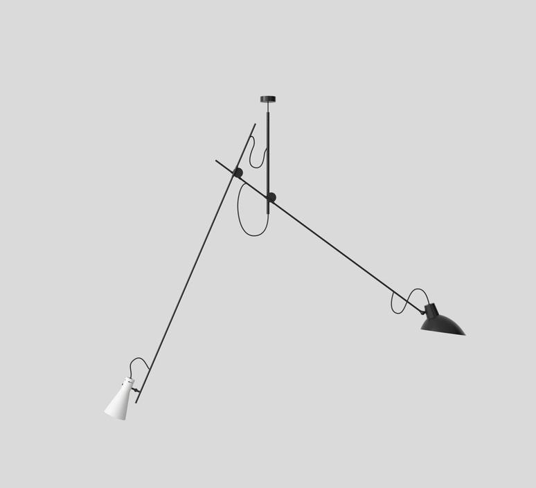 Vv cinquanta vittoriano vigano suspension pendant light  astep t02 s21 00bw  design signed nedgis 78811 product
