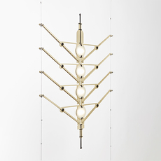 Vvv vantot suspension pendant light  dcw  6 vvv module gold  1 canopy start  1 canopy a   1 canopy b   design signed nedgis 104319 thumb