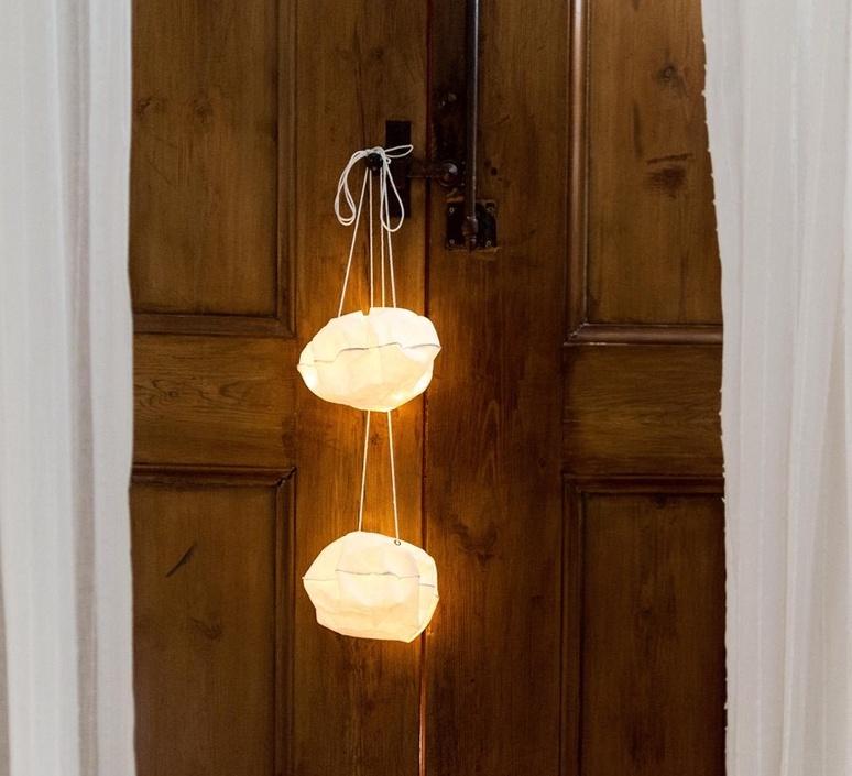 White lighting ball ekaterina galera suspension pendant light  ekaterina galera whitelightingball  design signed nedgis 130047 product