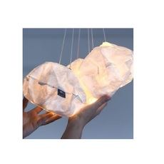 White lighting ball ekaterina galera suspension pendant light  ekaterina galera whitelightingball  design signed nedgis 87844 thumb