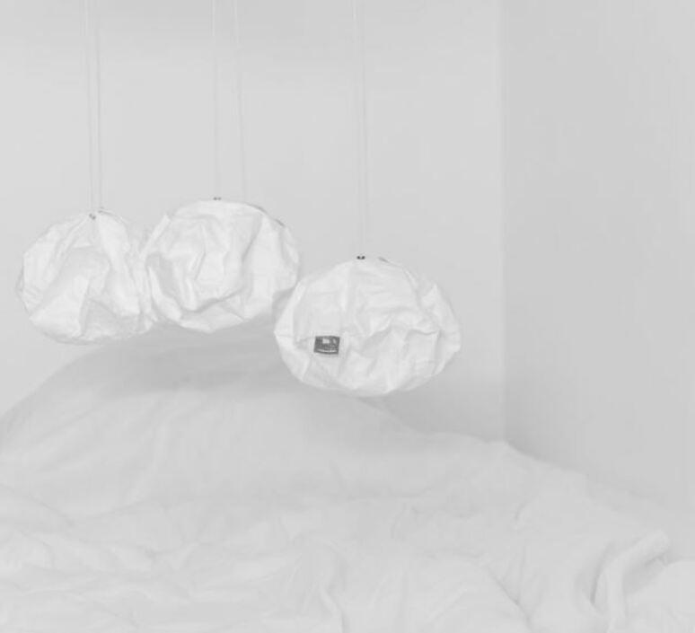 White lighting ball ekaterina galera suspension pendant light  ekaterina galera whitelightingball  design signed nedgis 87847 product