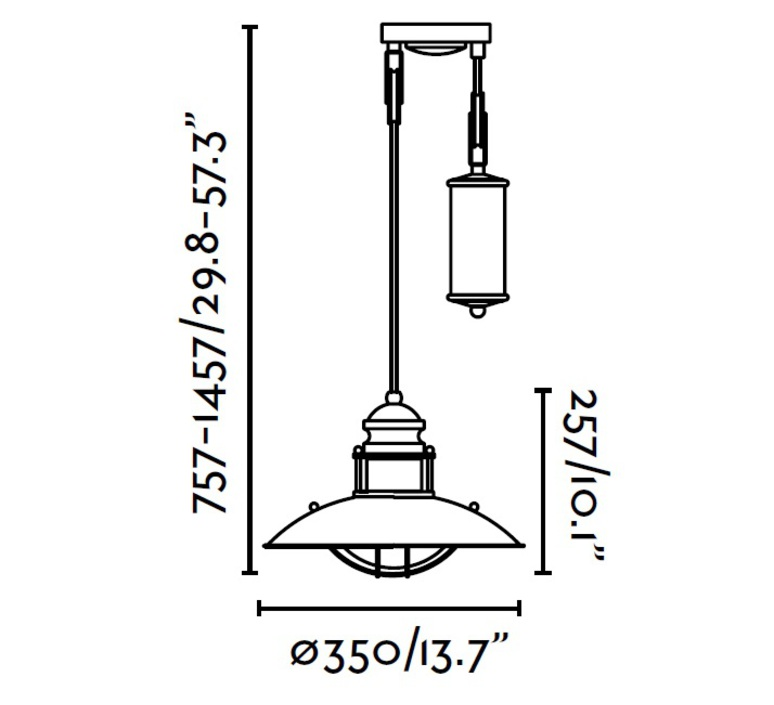 Winch manel llusca faro 66205 luminaire lighting design signed 23308 product