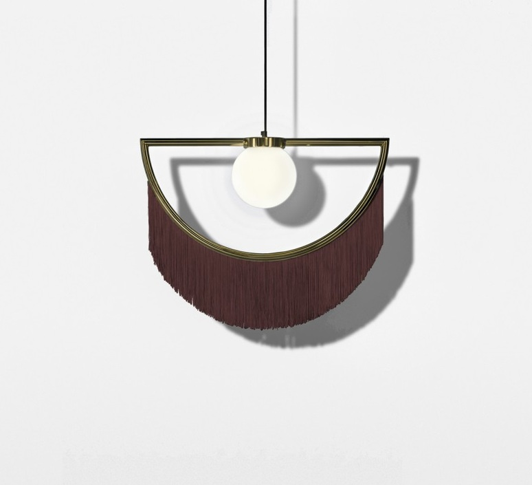 Wink masquespacio suspension pendant light  houtique 2125627  design signed 49365 product