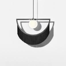 Wink masquespacio suspension pendant light  houtique 2125630  design signed 49350 thumb