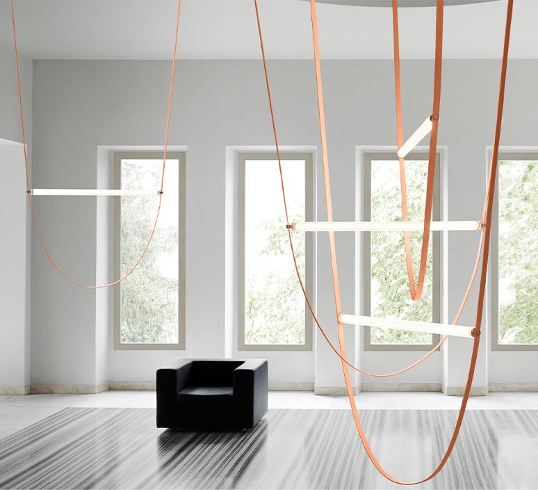 Wireline studio formafantasma suspension pendant light  flos f9520034  design signed nedgis 116946 product