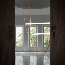 Wireline studio formafantasma suspension pendant light  flos f9520034  design signed nedgis 116947 thumb