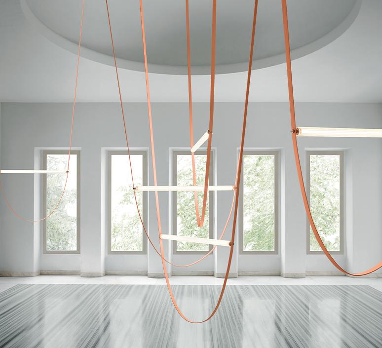 Wireline studio formafantasma suspension pendant light  flos f9520034  design signed nedgis 116948 product