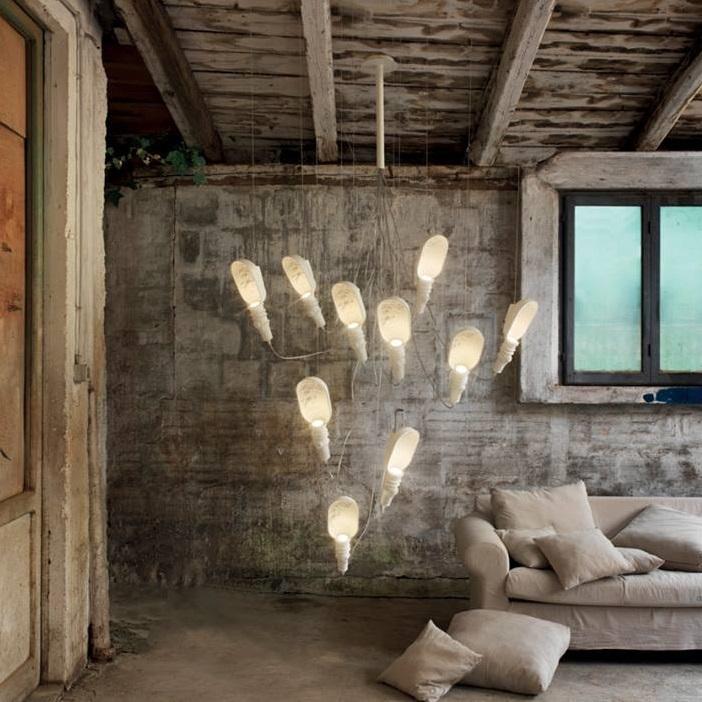 Pendant Light, WORK IN PROGRESS, White, H39cm   KARMAN   Nedgis Lighting