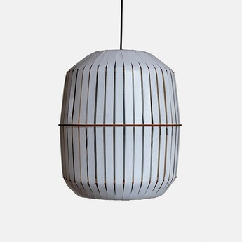 Suspension wren medium blanc o44cm h52cm ay illuminate normal