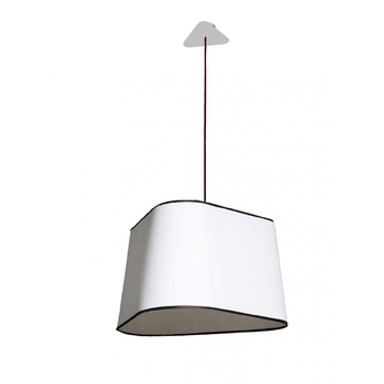 Suspension xl nuage blanc o60cm h35cm designheure normal