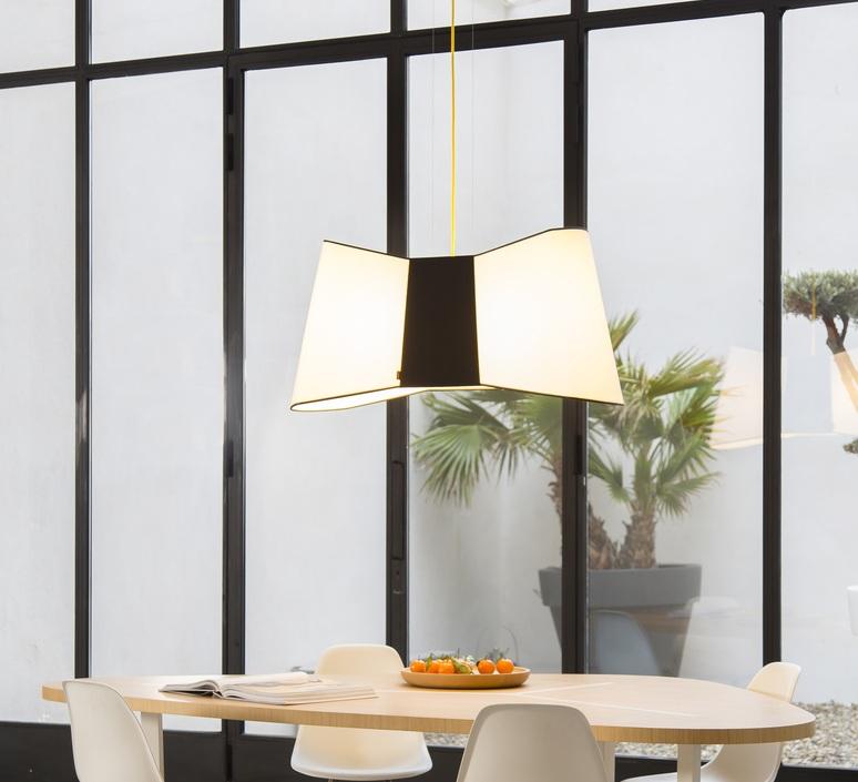 Xxl grand couture emmanuelle legavre designheure sxxlctbn luminaire lighting design signed 13376 product