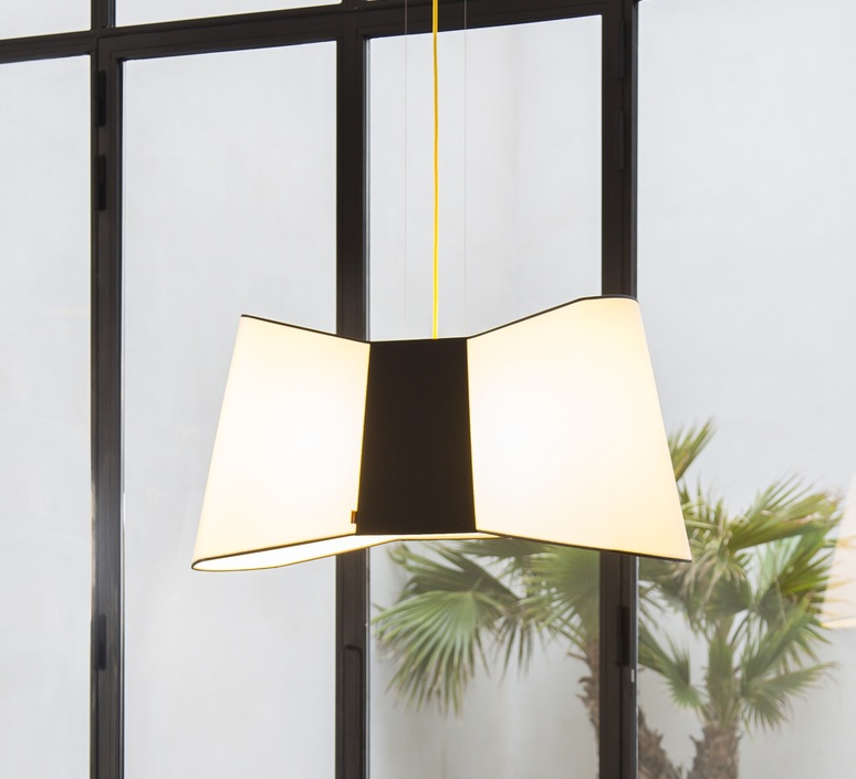Xxl grand couture emmanuelle legavre designheure sxxlctbn luminaire lighting design signed 13377 product