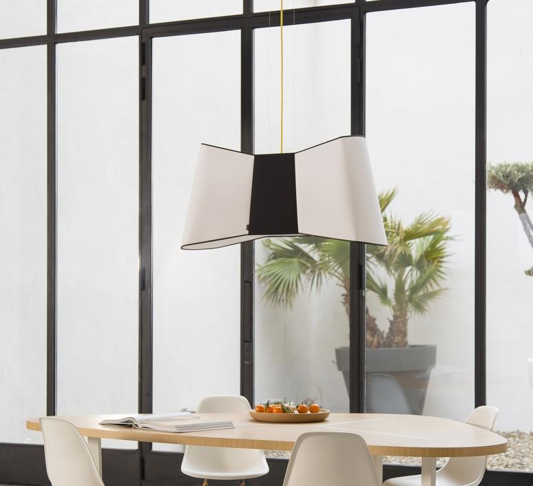 Xxl grand couture emmanuelle legavre designheure sxxlctbn luminaire lighting design signed 13378 product