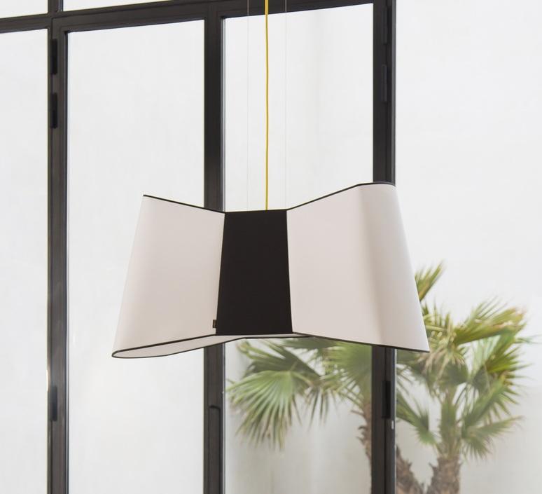 Xxl grand couture emmanuelle legavre designheure sxxlctbn luminaire lighting design signed 13379 product
