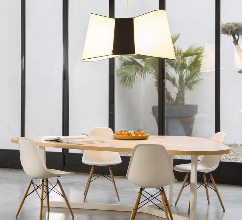 Xxl grand couture emmanuelle legavre designheure sxxlctbn luminaire lighting design signed 13380 product
