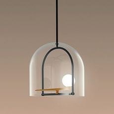 Yanzi neri et hu suspension pendant light  artemide 1103010a  design signed 43093 thumb