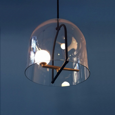 Yanzi neri et hu suspension pendant light  artemide 1103010a  design signed 55190 thumb