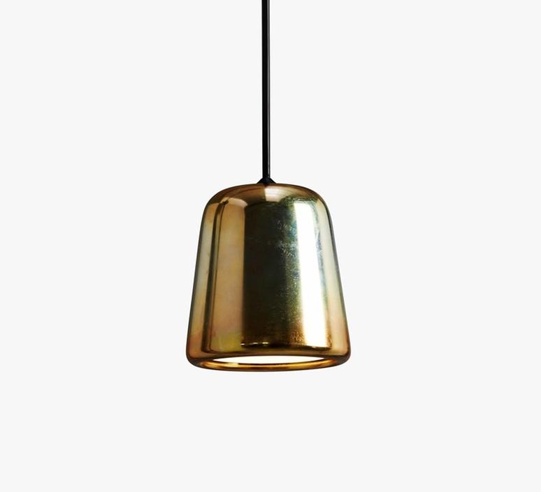 Yellow steel noergaard kechayas suspension pendant light  newworks 20121  design signed 30661 product