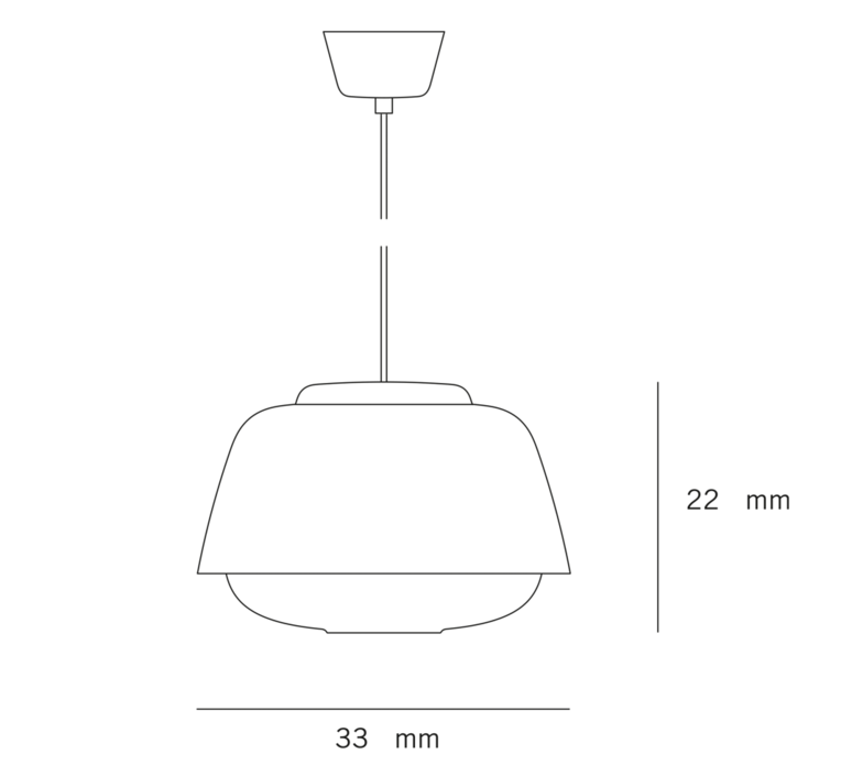 Yoko  suspension pendant light  teo t0006 smdr1807  design signed 39194 product