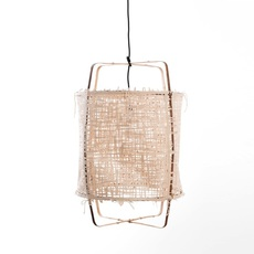 Z11 natural cover ay lin heinen et nelson sepulveda suspension pendant light  ay illuminate 911 100 01 pnc p  design signed 65231 thumb