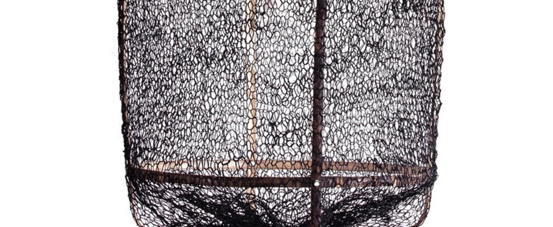 Suspension z5 sisal net noir o42cm h57cm ay illuminate normal
