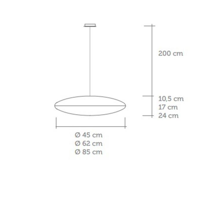Zen celine wright celine wright zen suspension pm luminaire lighting design signed 18868 product