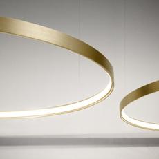 Zero round m03301 carlo panzeri suspension pendant light  panzeri  m03301 100 02 10  design signed nedgis 64203 thumb