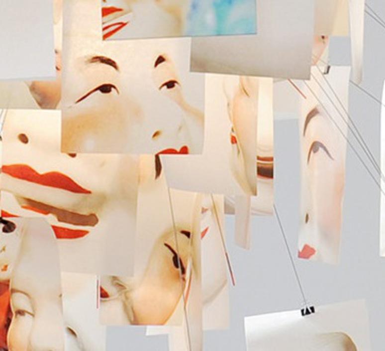 Zettel z laughing buddha ingo maurer suspension pendant light  ingo maurer 1159500  design signed nedgis 65181 product