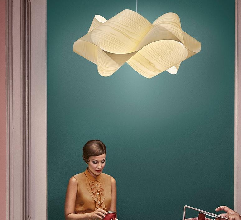 Suspensions swirl sp 20 blanc ivoire o54cm lzf 24544 product