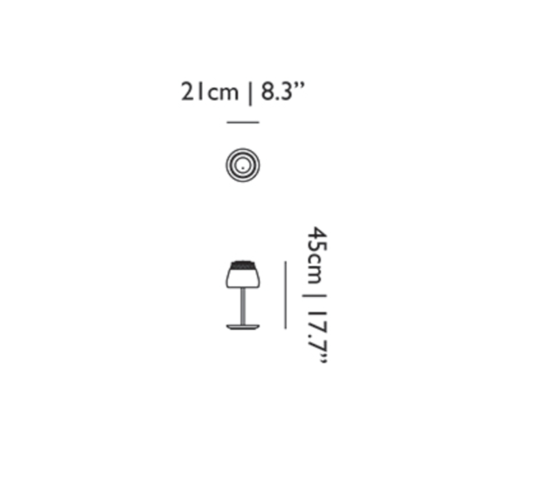 Valentine table  suspension pendant light  moooi molvata c  design signed 57956 product