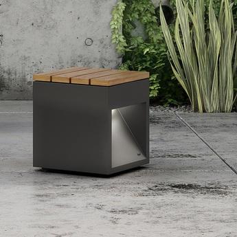 Tabouret d exterieur lumineux lap bench bois marron l45cm b lux 9ea1d485 59b1 49c3 b7b0 ba3d8c663aaf normal