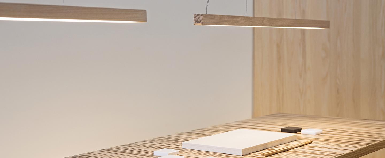 Variateur dimmer connecte casambi pour suspension tunto design normal