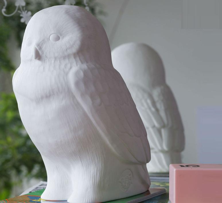 Akira chouette eva newton goodnight light akira the owl lamp luminaire lighting design signed 21629 product