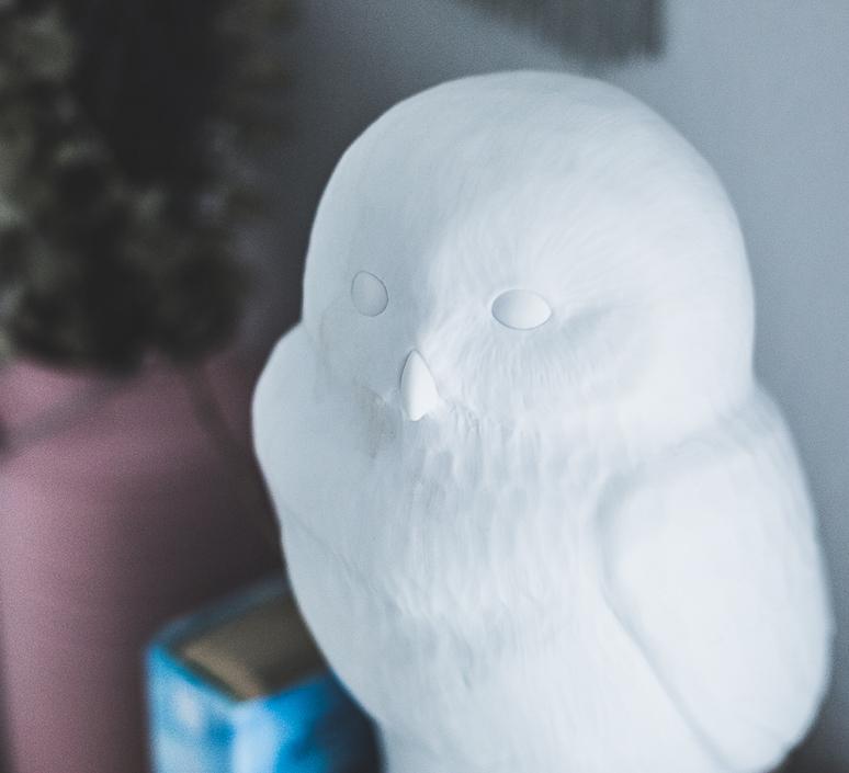 Akira chouette eva newton goodnight light akira the owl lamp luminaire lighting design signed 27747 product
