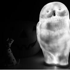 Akira chouette eva newton goodnight light akira the owl lamp luminaire lighting design signed 27804 thumb