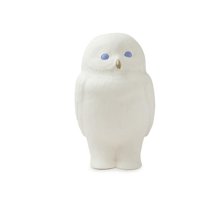 Akira chouette yeux bleus eva newton goodnight light akira the owl lamp yeux bleus luminaire lighting design signed 21626 product