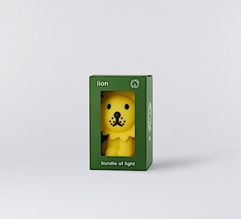 Lion jannes hak et lennart bosker veilleuse night lamp  mr maria mrbl01ln  design signed nedgis 113022 product