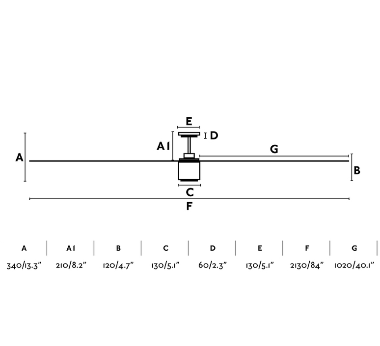 Attos studio faro lab ventilateur lumineux ceiling fan light  faro 33494  design signed nedgis 113800 product