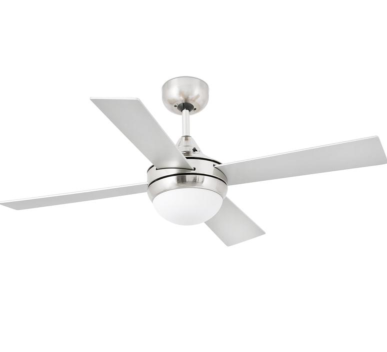 Mini icaria studio faro lab ventilateur lumineux ceiling fan light  faro 33699  design signed nedgis 113811 product