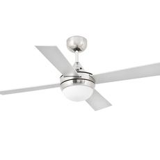 Mini icaria studio faro lab ventilateur lumineux ceiling fan light  faro 33699  design signed nedgis 113811 thumb