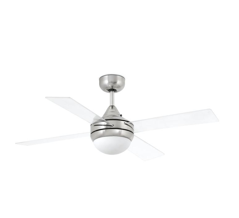 Mini icaria studio faro lab ventilateur lumineux ceiling fan light  faro 33696  design signed nedgis 113815 product