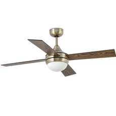 Mini icaria studio faro lab ventilateur lumineux ceiling fan light  faro 33695  design signed nedgis 113819 thumb